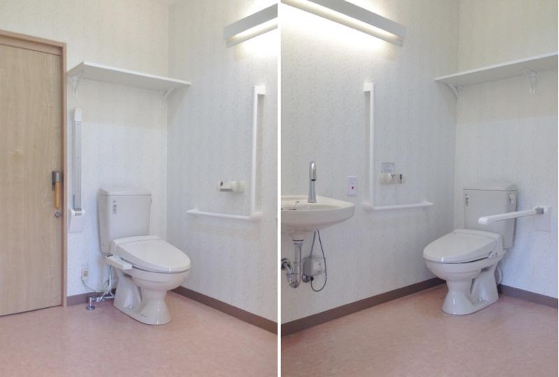 デイサービススペーストイレ