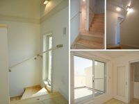 階段・2階ホール
