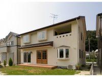 ナチュラルカントリー風の家の施工事例