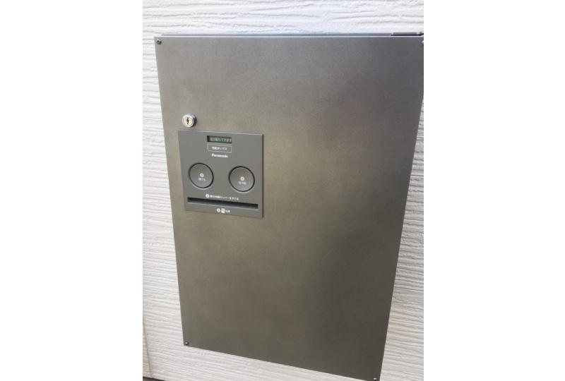 Panasonicの宅配ボックス COMBO